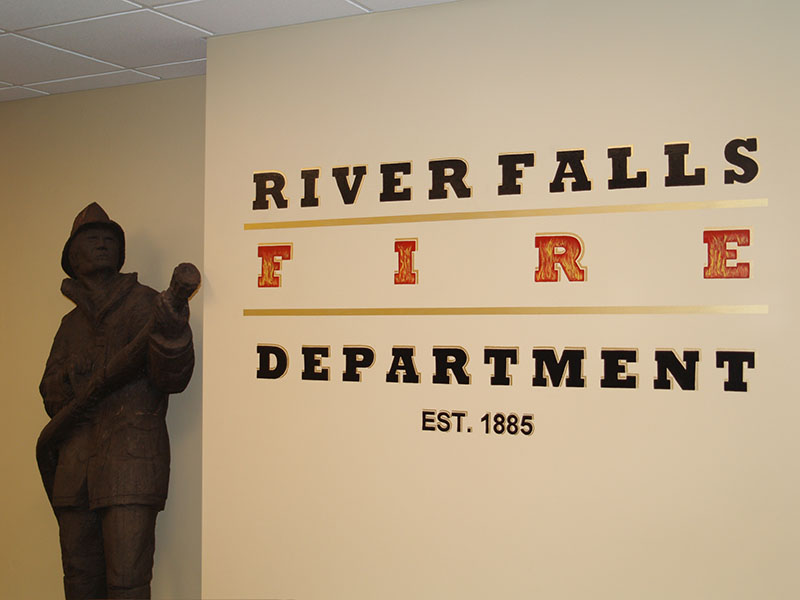 River Falls Fire Hall